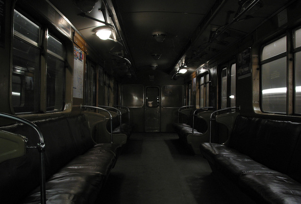 dark, subway, underground