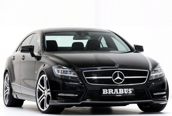 Brabus Mercedes-Benz CLS AMG Sports Package