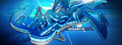 gigabyte, graffiti, �����, �����