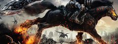 Darksiders, Darksiders: Wrath of War, всадник, конь