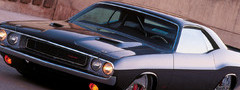 Dodge, Muscle car