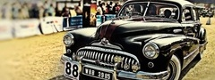 buick eight, vintage