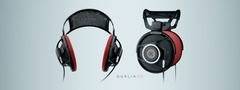 hi-tech, ��������, ������, headphones, qualia 010
