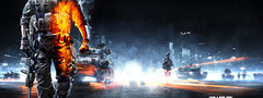 battlefield 3, dice, ea, морпех, солдат
