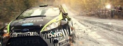 Dirt 3, rally, ford focus
