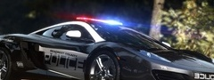 nfs, need for speed, hot pursuit, mclaren, police