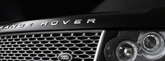 range rover, land rover, macro, фары