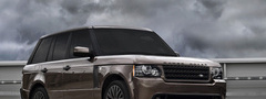 Project Kahn, Range, Rover, RS600