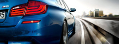 bmw m5 2011, ������, ��������, ������, car, speed, road, 1920x1200