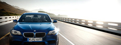 bmw m5 2011, ������, ��������, ������, ������, ����, car, speed, road, sun, ...
