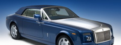 rolls-royce, phantom, drophead, ����