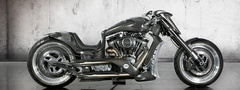 bike, 2011, mansory zapico custom bike, мотоцикл, кастом, байк, карбон, сер ...