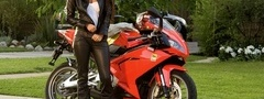 megan, fox, bike, moto, aprilia