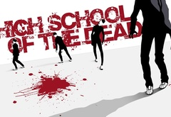 high school of the dead, ghouls School