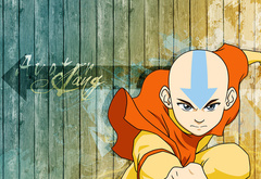 Aang, Avatar, The last airbender
