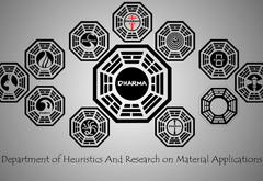 dharma, initiative, lost, Lost, stay alive, the Dharma Initiative, Dharma