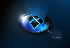 Windows 7, Lighting, Rendering, 3D