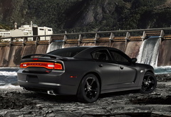 dodge, charger, fast five