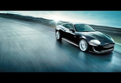 jaguar, xkr175, sports, coupe