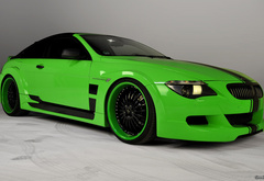 bmw m6, prior design, tuning, ������, car, 3000x1992
