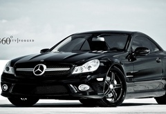mercedes, sl 65 amg, 360 forged
