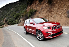 kahn, design, jeep, grand, cherokee, srt8