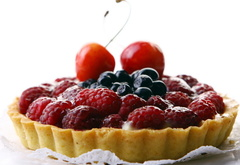 ���, ������, �������, �����, �����, ������, �������, �����, ����, food, dessert, sweet, cake, berries, raspberry, blueberry, cherry, cream.jpg