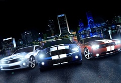 muscle car, dodge challenger, ford mustang, chevrolet camaro