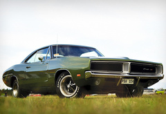dodge, charger, rt, muscle car