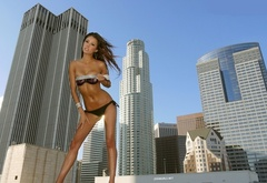 los angeles, girl, sexy, city, LA