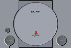 playstation, sony, white