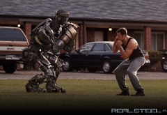 Real Steel, Hugh Jackman, ����� �����, ��� �������