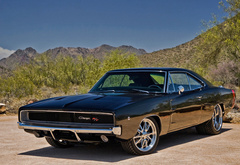 dodge, charger, rt, ����, power, muscle car, �����, ������, ����, cars, ��������, �������, ������, ����, ����, wallpaper