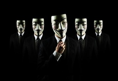 Anonymous, hackers, association