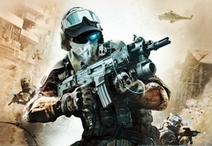 Ghost Recon,Future Soldier