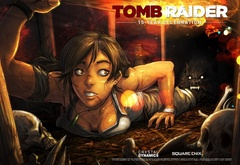 Tomb Rider 2013 Fan Art